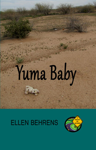 Yuma Baby Book Cover