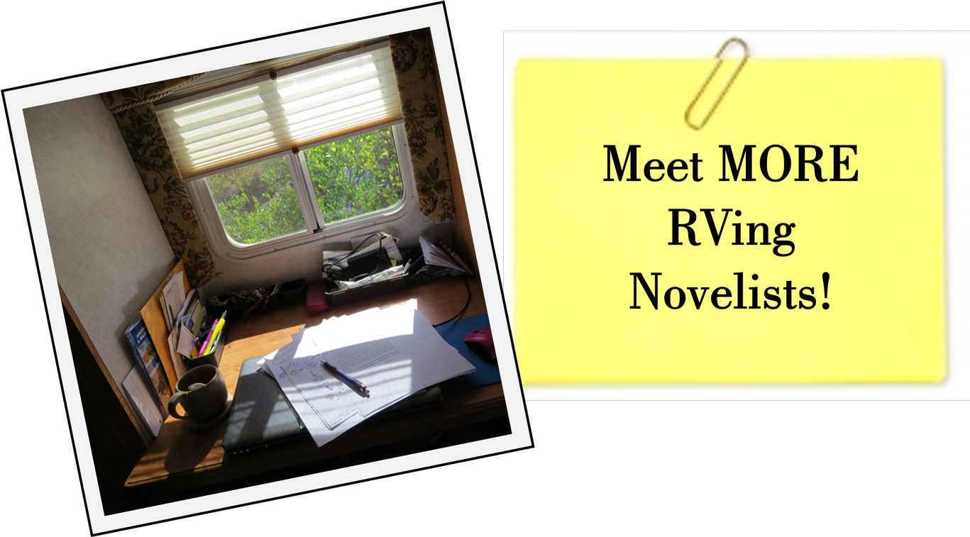 Meet More RVing Novelists