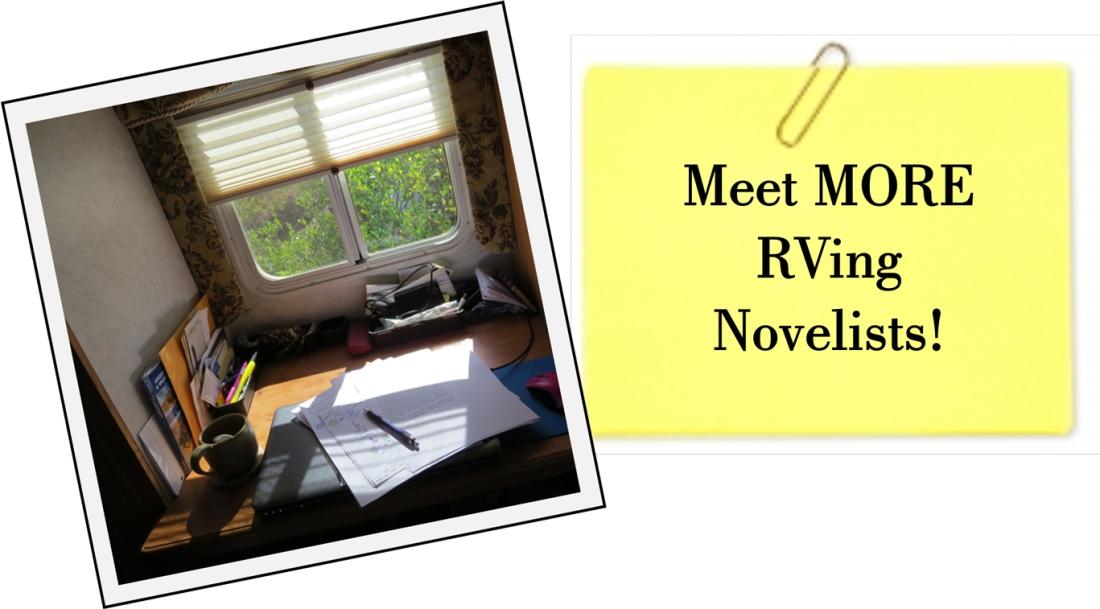 Meet More RVing Novelists